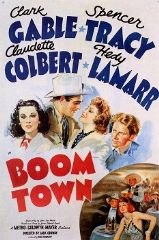 Boom Town 1940 DVD - Clark Gable / Spencer Tracy